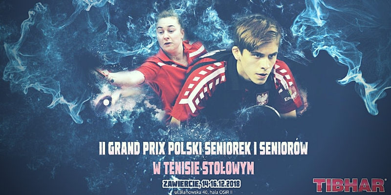 [TRANSMISJA] Grand Prix Polski Seniorów