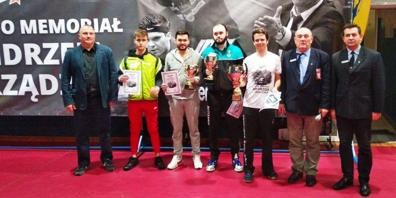 Baggaley pokonał Malickiego w finale LOTTO Memoriału Andrzeja Grządziela